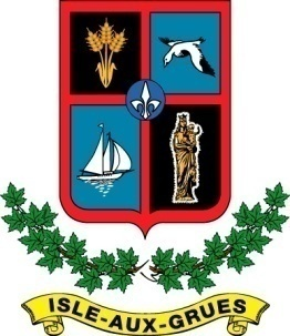 Logo Municipalit de Saint-Antoine de l'Isle-aux-Grues